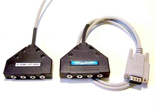 4 Switch Analogue Port Adapter