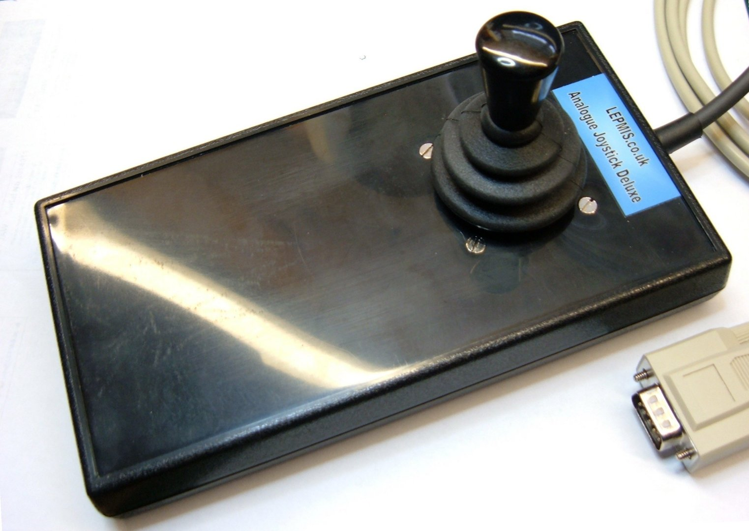 Analogue Joystick Deluxe - Flat case